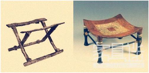 古代时期的家具是欧洲家具设计的基础,它以古埃及家具为开端,亚述和希腊早期家具都曾受到过埃及的影响。公元前5世纪,古希腊家具随其文化的高度发展而出现了新的形式,进而影响到罗马家具的发展。埃及的地理位置虽在非洲的东部,但人们习惯上将其看做是欧洲文明的渊源之一。由于受到大自然保护,人们逐渐聚集在此。特有的地理位置、干燥的气候条件以及埃及人的信仰特征,使得许多古埃及家具得以保存至今。  与埃及文明一样,古埃及家具也发展到了相当高的水平。当时已有椅子、桌子、躺椅、床等家具。 古埃及家具最常用的家具是凳子,有的作日常